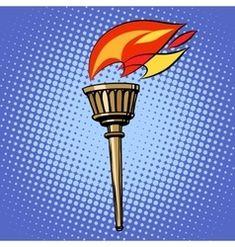 Sports torch fire torchbearer vector Free Vector Images, Vector Free, Desenho Pop Art, Brunette Woman, Royalty, Fire, Artist, Sports, Royals