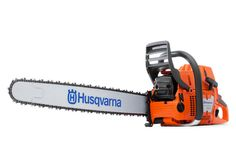 Husqvarna 390XP chainsaw. A very powerful saw from our latest generation of large professional saws. The 390 XP® is engineered with the professional logger in mind. Designed for the most demanding conditions a logger may face. Performance is increased while vibration is diminished through Husqvarna's two-mass principle isolating the engine from the handles. Excellent ergonomics and low power-to-weight ratio makes the 390 XP® very desirable on the work site. XP®