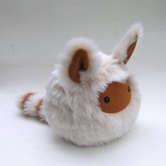 Hanna, Cute Stuffed Toy Monster Plush