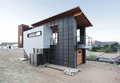 510 Cabin is a beautiful creation by architecture students fro...