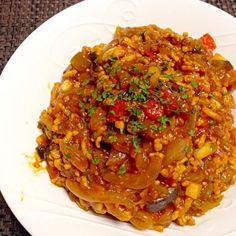 鶏挽肉たっぷり^_^ パンにのせても美味しい! - 150件のもぐもぐ - キーマカレー by jazzwine