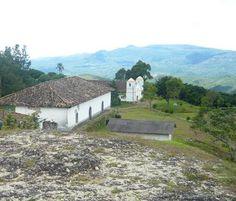 Monumento La Cruz, vista panoramica, Opatoro La Paz-Honduras