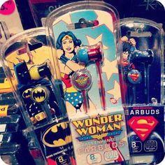 Do I need Batman earbuds? Yes, I think so.