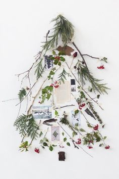 10 Ways to Decorate for Christmas, Without an Actual Tree | Apartment Therapy