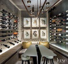Chic Wine Cellar