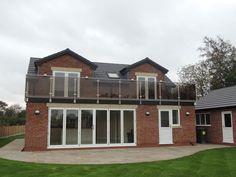 Glass Balustrades and Composite Decking | Latest Company News | Glass Balconies | Decking | Garden Balustrades | Juliet Balconies