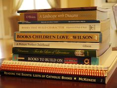 How to Build a Booklist -- *excellent* Charlotte Mason resource