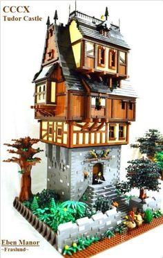 Tudor1 | ReBrick | From LEGO Fan To LEGO Fan