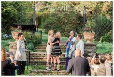 Morris Arboretum Garden Wedding