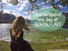 one day at Bohinj Slovenia