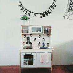 DIY ikea keukentje