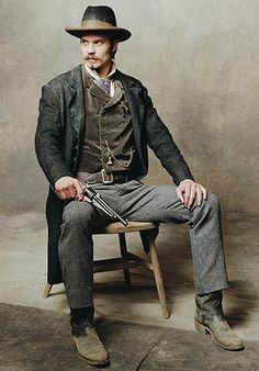 Cool photo of seth bullock (timothy olyphant)