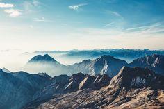 """""""Zugspitze"""" by Patrick Pfaff"""