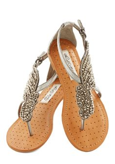 A Flight to See Sandal #modcloth #ad *pretty