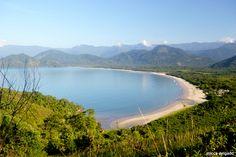 Praia Almada, Ubatuba - SP