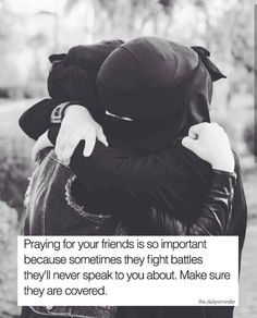 Tag Your Friend.To show them they are COVERED through your prayers 🙏😍 Quran Quotes Love, Ali Quotes, Reminder Quotes, Girl Quotes, Qoutes, Islamic Quotes Friendship, Best Friendship Quotes, Muslim Couple Quotes, Muslim Quotes