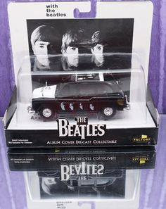 FOR SALE THE BEATLES ADULT DIE CAST COLLECTIBLE ALBUM COVER LONDON TAXI #Notspecified