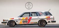 86′ Toyota Cressida Wagon IMSA