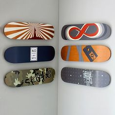 Skate Deck Wall Art