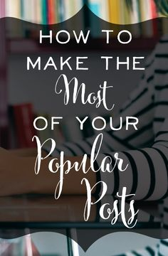 Your blog post went viral! But how do you keep those visitors around? And how do you make money from them? Learn how to make the most of your popular posts.
