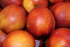 Sweet nectarines now available at your local Adams