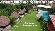 Learn Spanish in Cuernavaca  Contact Us  info@chacmoolshools.com  1 (480) 338 5147 or 1 (777) 317 2555   http://spanishschoolsinmexico.com/  http://chac-mool.com/
