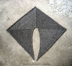 Ravelry: Project Gallery for On Off Shawl pattern by Larissa Brown