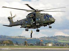 Agusta Westland AW101 Merlin MK3