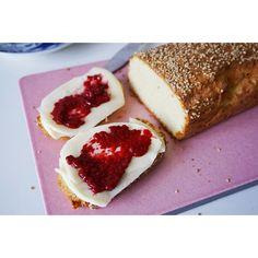 Har lige lavet det bedste #lchf brød ever! Smider lige link til det på blogges facebook side www.facebook.com/strawberry.life.dk #Padgram