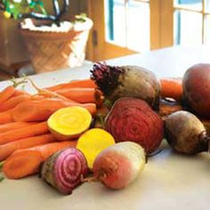 Winter's Jewels: How to Grow and Cook Beets and Carrots - Real Food - MOTHER EARTH NEWS