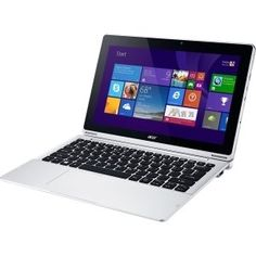 """Acer Aspire SW5-171P-82B3 Tablet PC - 11.6"""" - In-plane Switching (IPS) Technology - Wireless LAN - Intel Core i5 i5-4202Y 1.60 GHz - 4 GB RAM - 128 GB SSD - Windows 8.1 Pro 64-bit - Hybrid - 1920 x 1080 Multi-touch Screen Display (LED Backlight) - Bluetooth - NT.L6SAA.005. More for the money with this high quality Product. Offers premium quality at outstanding saving. Excellent product. 100% satisfaction."""