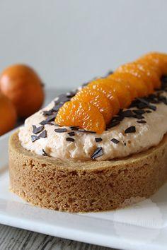 Sinaasappel bavaroise slof – HandmadeHelen