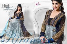 Anarkali's by Riransaa