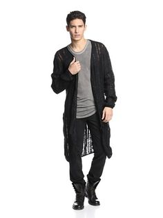 60% OFF Alexandre Plokhov Men's Long Cardigan