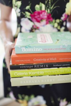 Coffee table books aren't just an accessory anymore; they're an art form. Whether piled high or stacked in color coordinated bundles, they infuse your living space with personality. Have a look at 12 of the most fashionable coffee table books compiled byFashionable Hostessplus our favorite styled coffee tables ever. Book nerd is taking on a […]