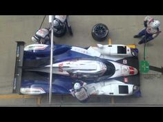 Comparing Pit Stops Across Auto Racing «TwistedSifter
