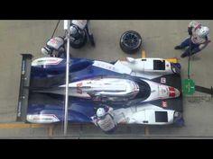 Comparație între pit stopurile diferitelor competiții de motorsport
