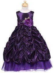Flower girl dress for Zara :)