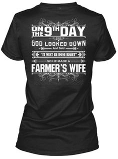 23e455deb Farmer's wife - limited edition. School Bus DriverVinyl ShirtsTee ShirtsT  Shirts For WomenClothes ...