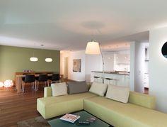 0012_Foto2 - Eigentumswohnung: Wohlen – Planung Raum-, Farb- und Lichtkonzept - d sein werke