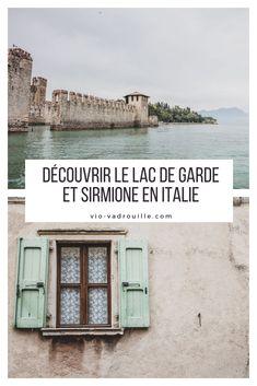 Il règne une douceur de vie très paisible sur les bords du lac de Garde en Italie où je vous emmène aujourd'hui. On file sur les rives du lac, puis à Sirmione, cette petite péninsule au charme fou et authentique. Grands Lacs, Rives, Authentique, Hui, Europe, World, Places, Blog, Lineup