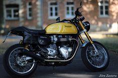 Motorcycle, Yellow, Vehicles, Biking, Motorcycles, Vehicle, Engine, Choppers, Motorbikes