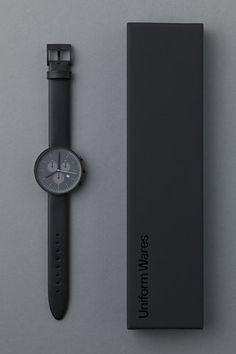 Uniform Wares Minimal Watch!