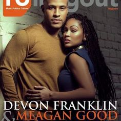 Megan Good & DeVon Franklin smoulder on Rolling Out cover as they explains why saving sex for marriage is the key to success - http://www.thelivefeeds.com/megan-good-devon-franklin-smoulder-on-rolling-out-cover-as-they-explains-why-saving-sex-for-marriage-is-the-key-to-success/