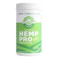 Manitoba Harvest Organic Hemp Pro Fiber (Hemp Protein Powder)