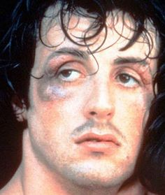 Sly Stallone as Rocky Balboa