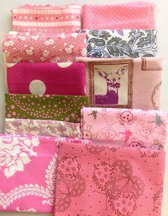 Pink Fabrics2
