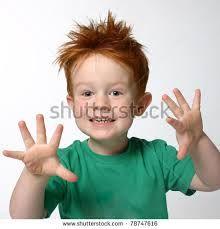 Afbeeldingsresultaat voor color young boy spikey hair clothes