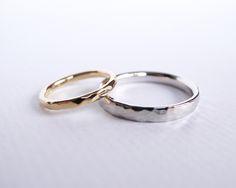Order made Wedding ring