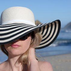 Loire Floppy Hat #Anthropologie #MyAnthroPhoto
